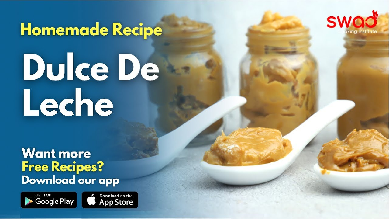 Download 3 way Dulce De Leche Recipe   Creamy Caramel Toffee Recipe in Hindi by Swad Cooking