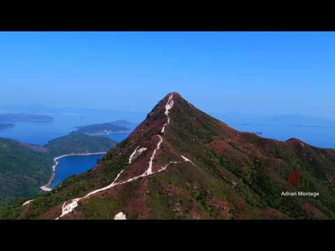 Duality | Hong Kong Aerial Filming