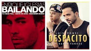 Download Lagu Despacito (Remix) | Bailando (English Version) Mashup | Justin Bieber, Enrique Iglesias, Luis Fonsi mp3