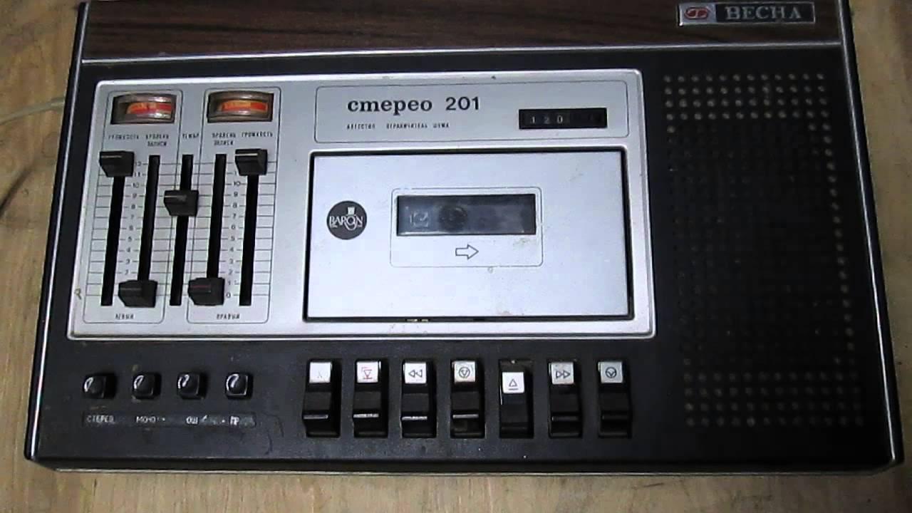 схема кассетного магнитофона россия 211
