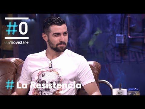 LA RESISTENCIA - Entrevista a Javier García Chino | #LaResistencia 20.03.2018