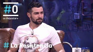 LA RESISTENCIA - Entrevista a Javier García