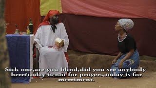 Chief Imo Comedy || okwu na uka ministry episode 6 || illiteracy is a disease