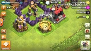 Clash of Clans Deutsch #121 Handy Halloween Update