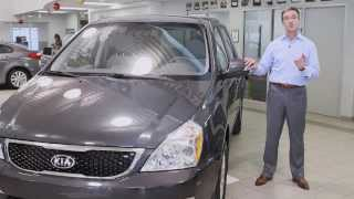 2014 Kia Sedona - Review and Pricing in Calgary, AB