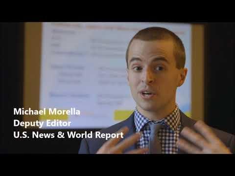 Michael Morella U.S. News Deputy Editor discusses STEM Ecosystems