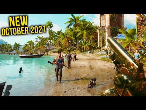 Top 10 NEW Games of October 2021 thumbnail