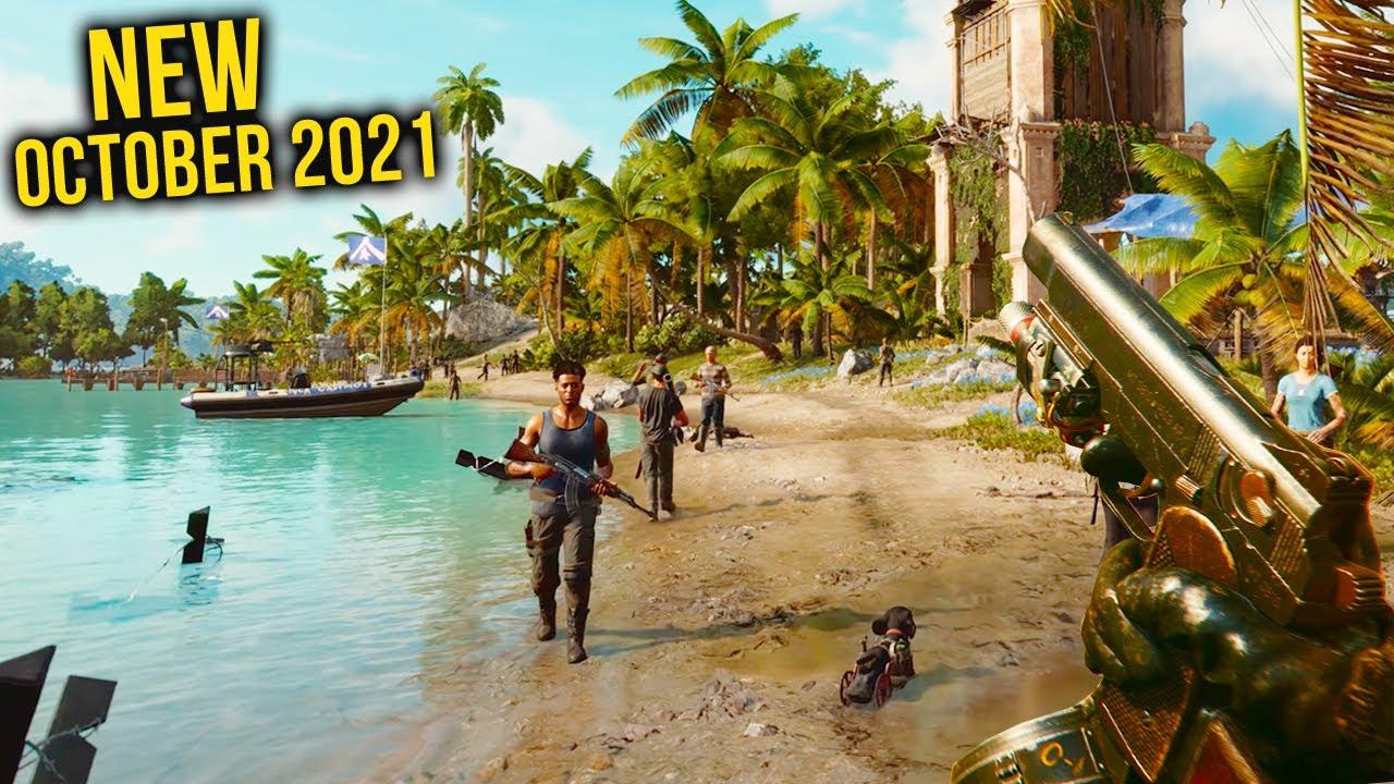 Download Top 10 NEW Games of October 2021