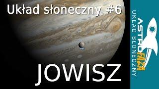 Jowisz największa planeta układu słonecznego - AstroFaza