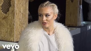 Zara Larsson - Interview from #VevoHalloween 2016
