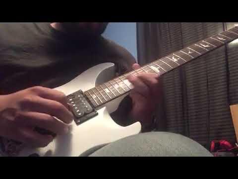 Bohemian Rhapsody Guitar Solo