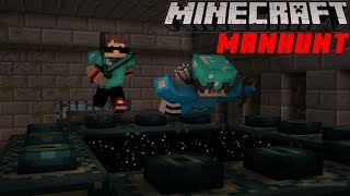 Minecraft Manhunt Vs @NikaTMG