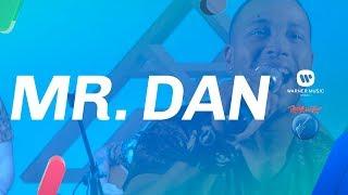 Baixar Mr. Dan ao vivo no stand Warner Music Mix FM (Rock in Rio 2019)