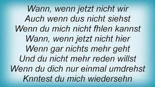 Rosenstolz - Das Verkaufte Lachen Lyrics