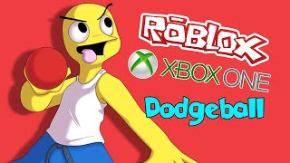 DodgeBall On Roblox - Legend in the making??? Nah!!!