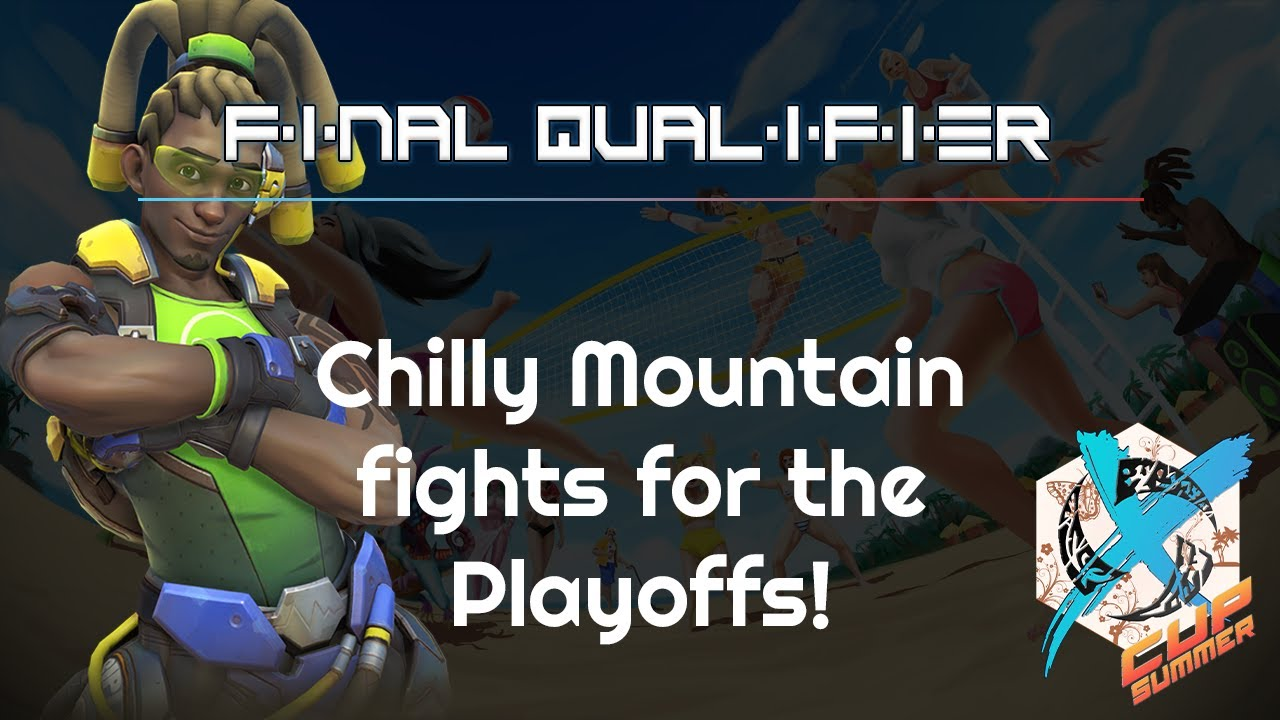 Chilly Mountain fights for the Playoffs! - Heroes of the Storm!