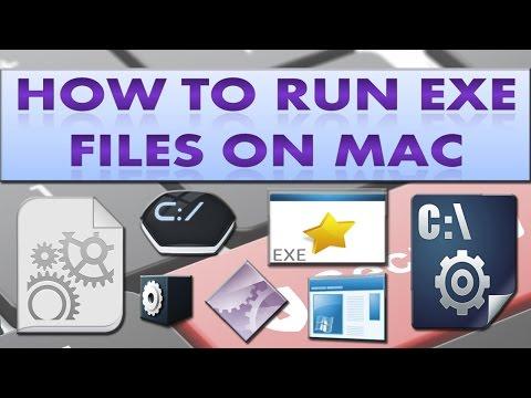 How To Open Exe Files Mac