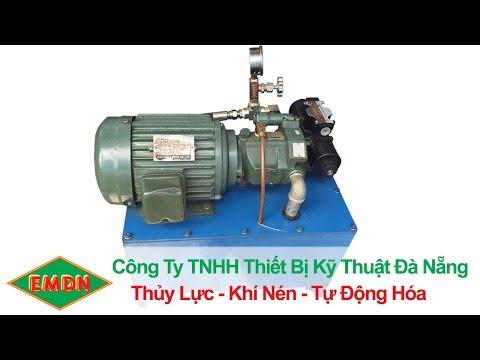 Báo giá bộ nguồn thủy lực tại miền Trung - TuDongHoaDaNang.com