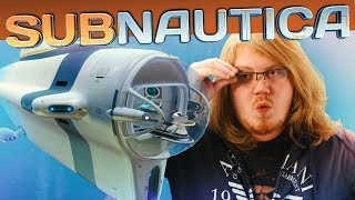 Subnautica #21 - ALL ABOARD THE CYCLOPS