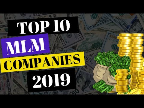 BEST MLM COMPANIES TO JOIN 2019 THAT ARE CRUSHING IT