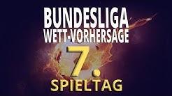 Bundesliga Vorhersage ⚽ 7. Spieltag - Analyse, Prognosen, Tipps und Quoten