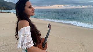 🏝️White Sandy Beach of Hawaii -Taimane -  Happy Birthday Israel Kamakawiwoʻole! #GoogleDoodle