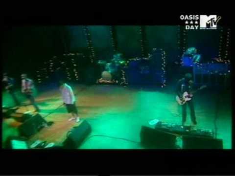 Oasis -  Bring It On Down [Live Milan, Alcatraz]