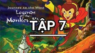 Tây Du ký Tập 7 - Hoạt Hình HTV3