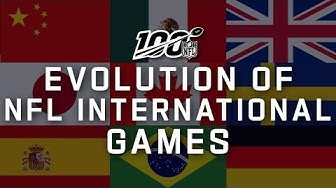 NFL International Evolution: EVERY Country Games Have Been Played | NFL Explained