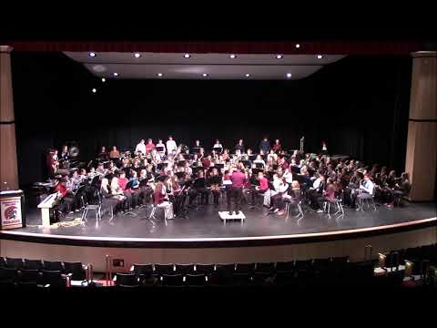 TKHS Concert Band - Acclaim - 12/17/2018