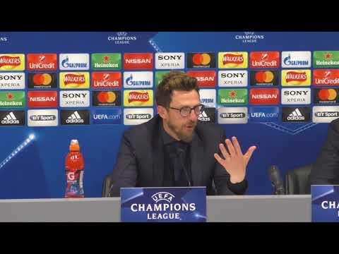 """Conferenza Di Francesco post Liverpool: """"Dobbiamo crederci. In alcuni momenti ci siamo abbattuti"""""""