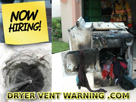 $270 A Day Cleaning Dryer Vents - ApplianceMoney.com
