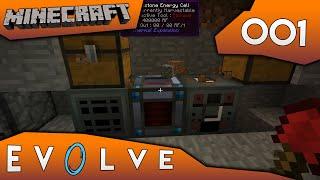 Minecraft EVOLVE E1: Erste Maschinerie | Jaybee