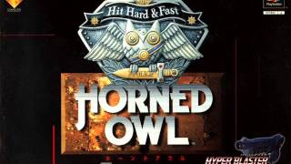 【PS】 ホーンドアウル ★ Project: Horned Owl (BGM集 - PlayStation - 1995) OST - SOUNDTRACK