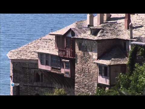 Planina Atos - Republika monaha 1/2 (HD)