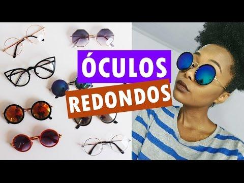 MEUS ÓCULOS REDONDOS | LUCIELLEN ASSIS
