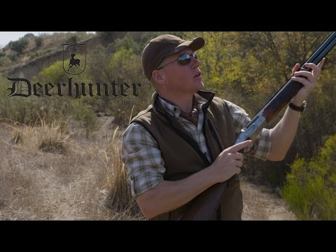Driven Partridge Shooting in Cenicientos
