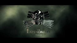 The Expendables tribute logo
