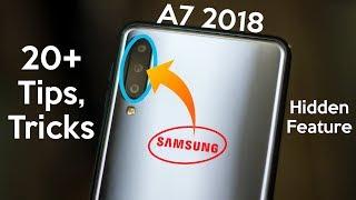 Samsung Galaxy A7 (2018) - 20+ Tips, Tricks & Hidden Features