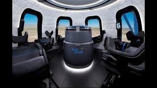 Blue Origin Space Capsule at AirVenture
