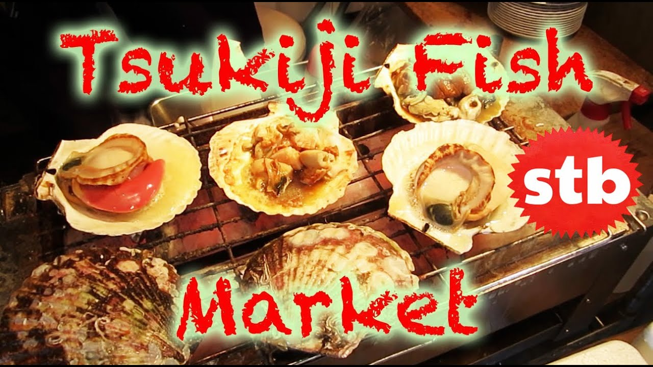 Fish Market Tour In Tokyo