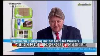 Trash TV - Walter Freiwald auf allessauber.tv
