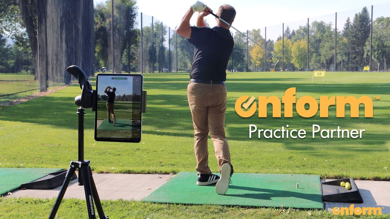An Introduction To The New AI Powered, OnForm Practice Partner For Golf