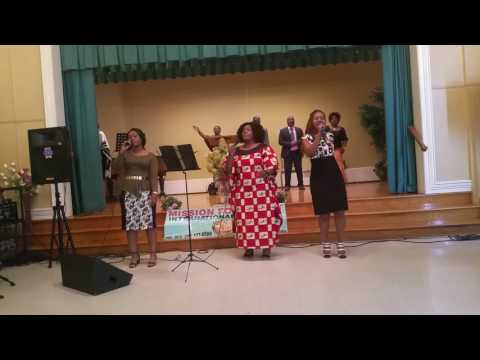 It's not by power nor by might - Groupe Psaumes 150 | MFCI Church Culte du 02 Avril 2017