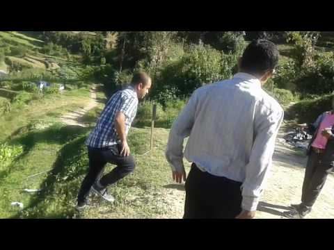 Organic Vegetable Farm in Nepal