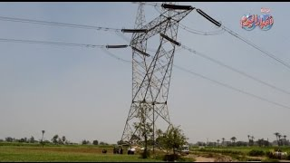 جماعة الإخوان الأرهابية تفجر 3 أبراج كهرباء بأوسيم
