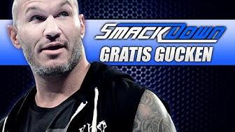 WWE SmackDown KOSTENLOS und LEGAL gucken!