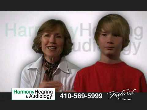 Harmony Hearing & Audiology TV Spot - Bel Air, Harford County, MD