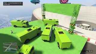 GTA 5 ONLINE LAST TEAM STANDING HOLE 2,3 THE BEST GAME MODE EVER !!!!