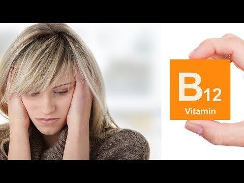 Panikattacken und Angstzustände im Zusammenhang mit niedrigen Vitamin B- und Eisenwerten!